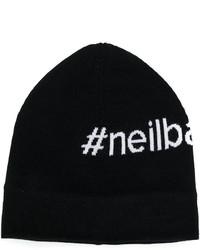 Neil Barrett Neilbarrett Beanie Hat