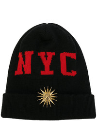 Fausto Puglisi Nyc Beanie Hat