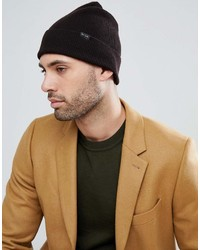 Paul Smith Ps Wool Beanie In Black