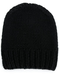 MM6 MAISON MARGIELA Ribbed Beanie