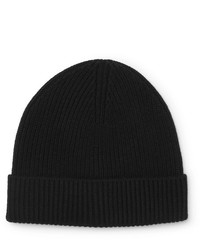 J.Crew Ribbed Cashmere Beanie