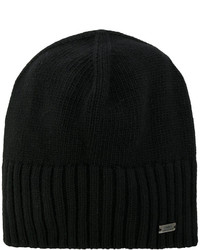 Ribbed knitted beanie medium 6793348