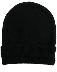 MM6 MAISON MARGIELA Ribbed Trim Beanie