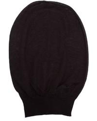 Rick Owens Cashmere Beanie Hat