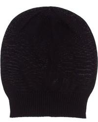Rick Owens Fine Knit Beanie