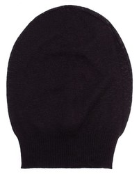Rick Owens Medium Fine Wool Beanie