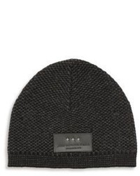John Varvatos Star Usa Wool Cashmere Blend Beanie