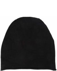 Isabel Benenato Stretch Viscose Beanie Hat