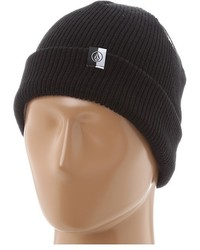 cec055f4180 ... Black  24  40 · Volcom Sweep Fleece Lined Beanie Hats