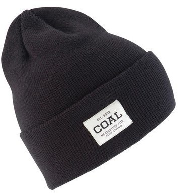 Coal The Uniform Beanie Burgundy