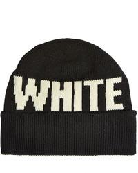 White Mountaineering Wool Hat