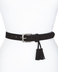 Rebecca Minkoff Angie Belt W Removable Tassel