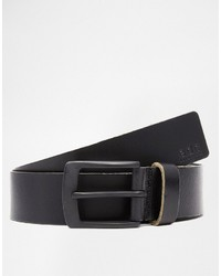 Esprit Belt With Matte Buckle