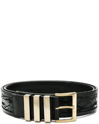 Balmain Buckle Waist Belt