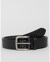 Ben Sherman Casual Weave Belt