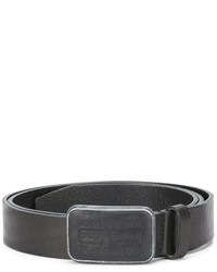 DSQUARED2 Classic Logo Buckle Belt
