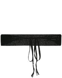Forte Forte Knitted Belt