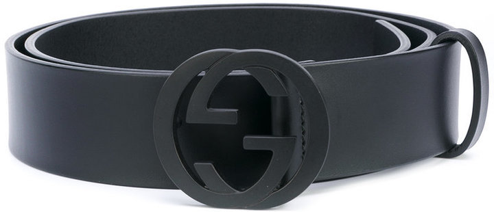 08742cd6d Gucci Gg Buckle Belt, $360   farfetch.com   Lookastic.com