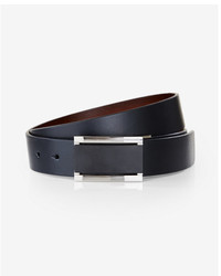 Express Matte Center Plaque Reversible Belt