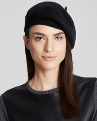 Bloomingdale's C By Angelina Cashmere Beret