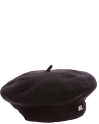 Paul Smith Embellished Wool Beret