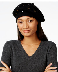 INC International Concepts Mixed Metallic Beret Only At Macys