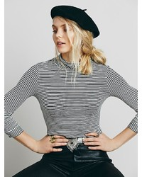 Free People Night In Paris Beret