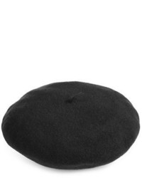 Parkhurst Water Repellent Wool Felt Beret