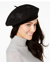 INC International Concepts Sequined Star Beret Created For Macys