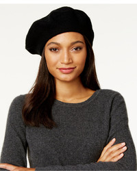 INC International Concepts Solid Beret Only At Macys