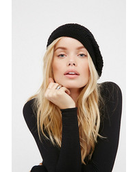 Free People Spring Fling Knit Beret By
