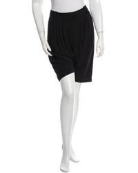 Givenchy Bermuda Harem Shorts
