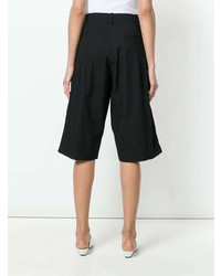 Y's Wide Leg Cropped Pants