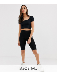 Asos Tall Asos Design Tall Basic Legging Shorts