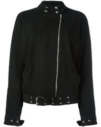 IRO Asymmetric Zip Biker Jacket