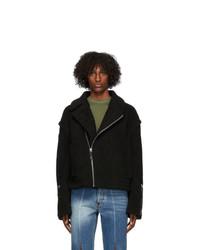Ader Error Black Placid Jacket
