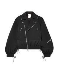 Noir Kei Ninomiya Cropped Ed Twill Jacket