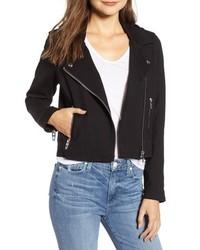 BLANKNYC Knit Moto Jacket