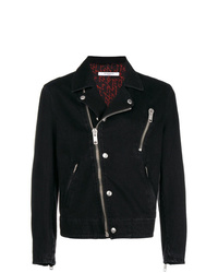 Givenchy Off Centre Zipped Jacket