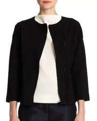 3.1 Phillip Lim Textured Knit Jacket