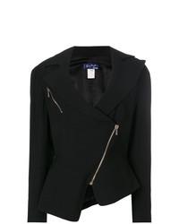Thierry Mugler Vintage Wide Lapels Biker Jacket