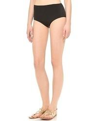 Norma Kamali Boy Cut Swim Shorts