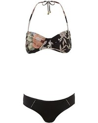 Zimmermann Mismatched Keeper Bikini