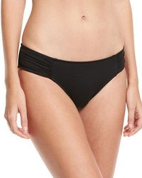 Seafolly Ruched Side Retro Swim Bikini Bottom