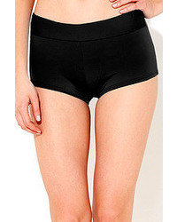 Wallis Black Short Bottom