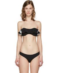 Black natalie flounce bikini medium 1250247