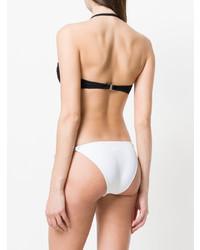 Ermanno Scervino Macram Bikini Top