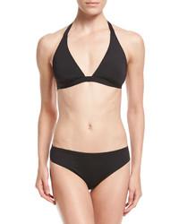 Tart Raya Halter Bikini Set Black