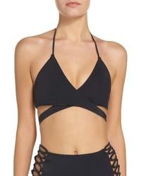 Reversible wrap bikini top medium 3723040