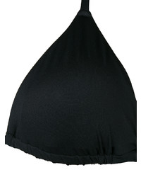 Ea7 Emporio Armani Triangle Bikini Top